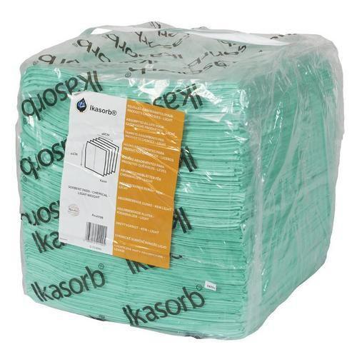 CMC folyadékfelitató szőnyegek, vegyi, folyadékfelitató kapacitás 136 - 144 l