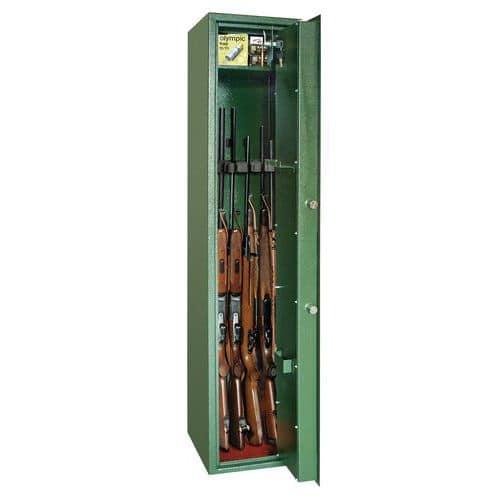 Montana-5 fegyvertároló trezor