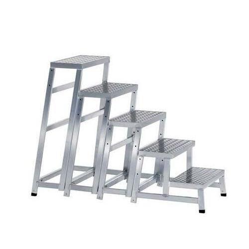 Alumínium modulos munkahelyi dobogók, Zarges