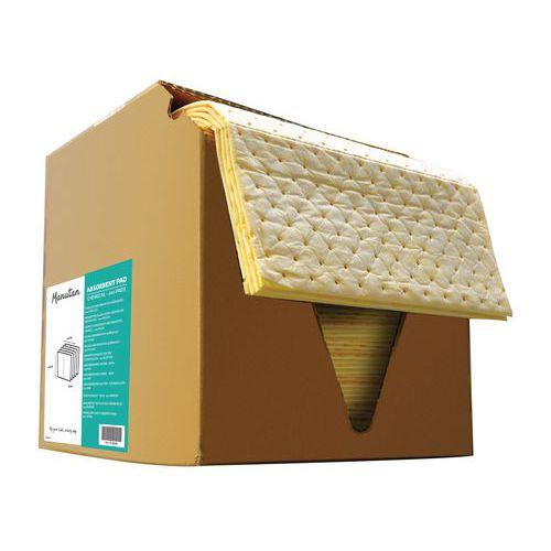 Folyadékfelitató szőnyegek SM, vegyi, folyadékfelszívó kapacitás 136 l