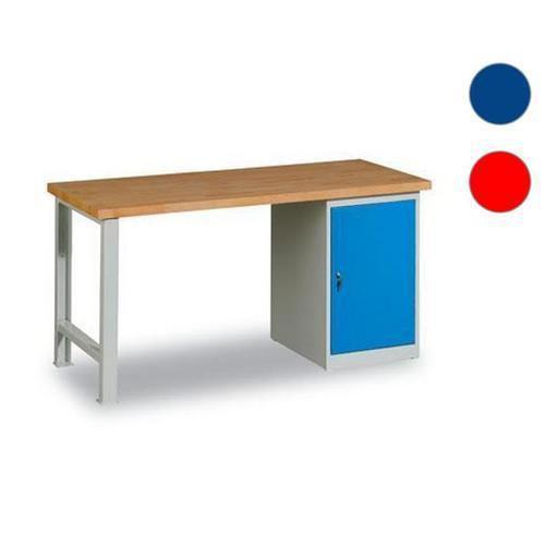 Műhelyasztal Weld, 84 x 120 x 80 cm
