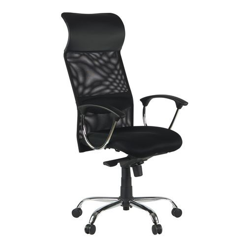 Trust irodai szék, fekete