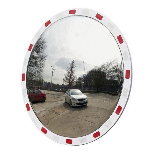 Manutan közlekedési tükör, kerek