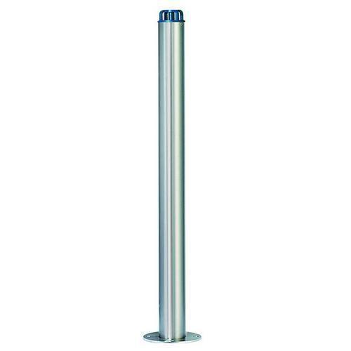 Polaris erős fém torlaszoló oszlop, magassága 90 cm