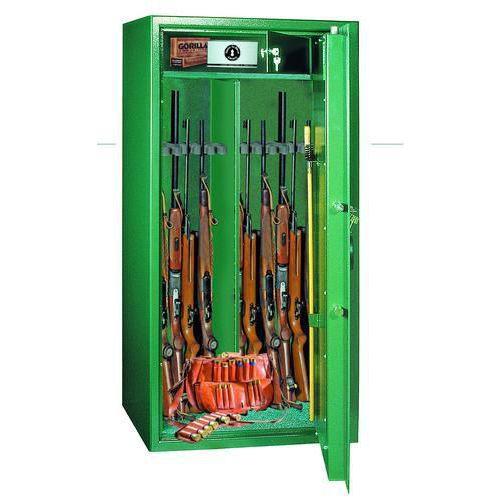 Montana 5/10 fegyvertrezor, Z2 biztonsági osztály