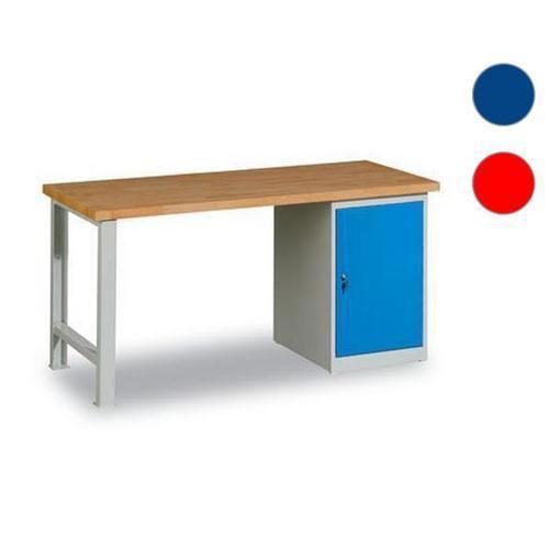 Műhelyasztal Weld, 84 x 170 x 68,5 cm