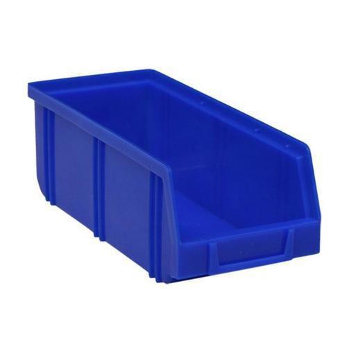 Manutan műanyag dobozok 8,3 x 10,3 x 24 cm