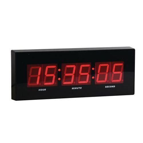 LED digitális órák DG2 Manutan, szélesség: 31 cm