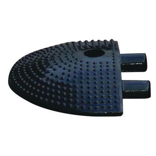 Fekvőrendőr, záróelem, 5,5 x 19 x 30 cm