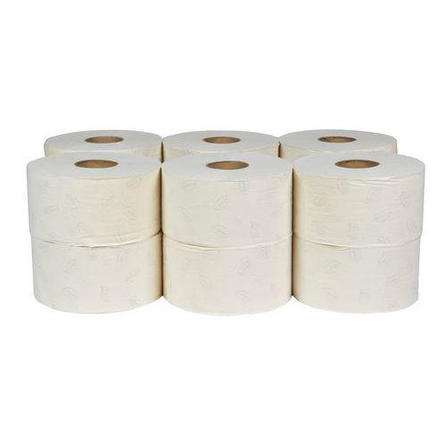 Tork Advanced T1 WC-papír 2 rétegű, 19 cm, 850 lap, fehér, 12 tekercs