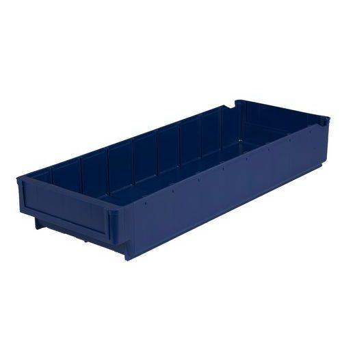 Kihúzható PP dobozok 8,2 x 18,8 x 50 cm