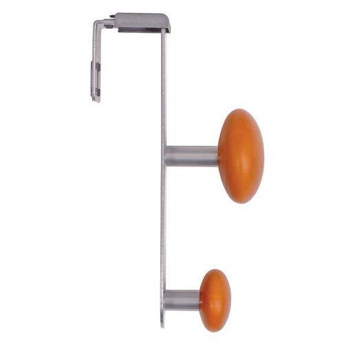 Duo felfüggeszthető fogas, szélessége 6 cm