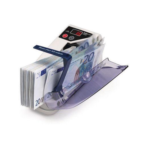 SAFESCAN 2000 hordozható bankjegyszámláló