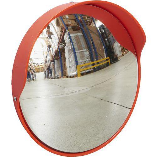 Univerzális kerek tükrök, narancssárga