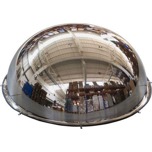 Manutan ipari parabolikus tükrök, félgömb