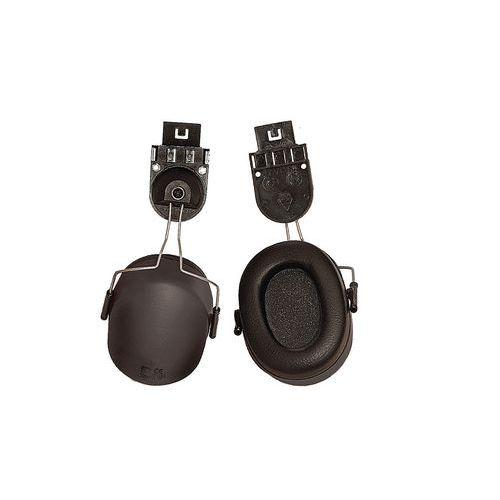 EP167 kagyló fülvédő sisakra, 23 dB zajcsökkentés