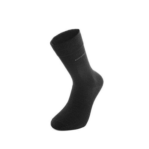 Antibakteriális zokni, fekete