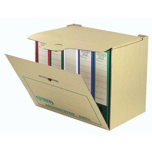 Csoportosító doboz archiváló dobozok számára