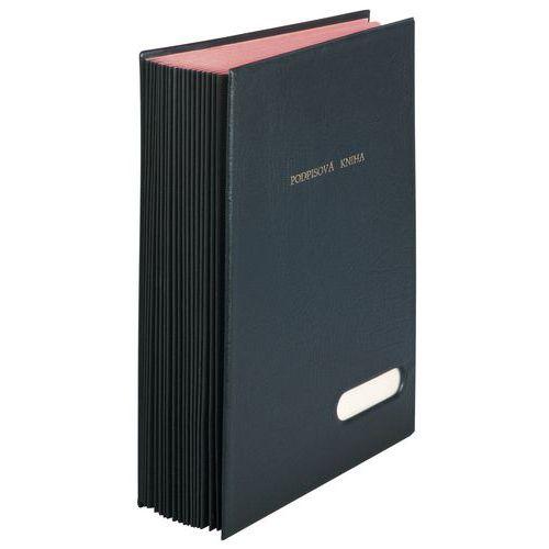 Aláíró könyv