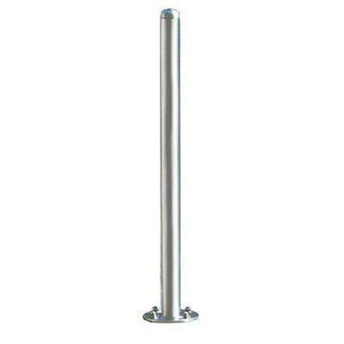 Navi erős fém torlaszoló oszlop, magassága 90 cm