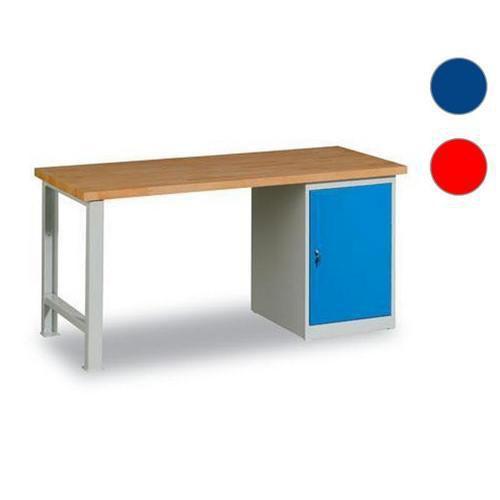 Műhelyasztal Weld, 84 x 200 x 80 cm