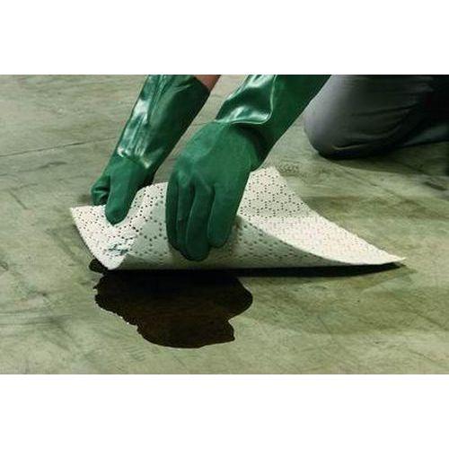 SM felitató szőnyegek és törlők, vegyi