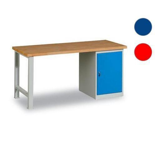 Műhelyasztal Weld, 84 x 120 x 68,5 cm