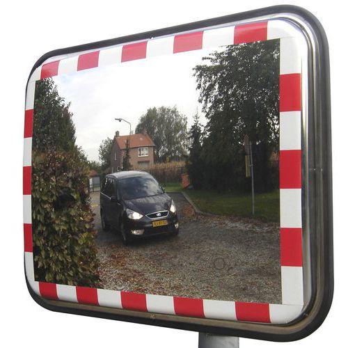 ANTIFREEZE téglalap alakú közlekedési tükrök