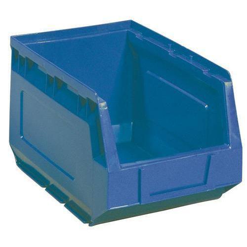 Manutan műanyag dobozok 12,5 x 14,5 x 24 cm