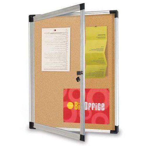 Bi-Office Vitre parafa vitrin, egyszárnyú