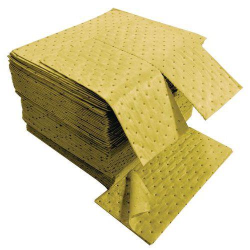 SM abszorpciós szőnyegek, vegyi, 129 l nedvszívó kapacitás