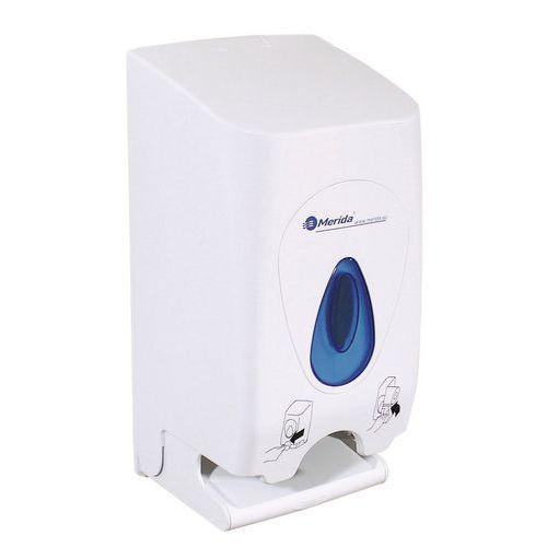 Merida TOP tekercses WC-papír tároló, 2 tekercsre