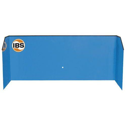 IBS védőfal mosóasztalokhoz, M típus