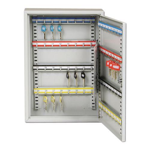 Kulcstartó szekrény, 64 akasztó