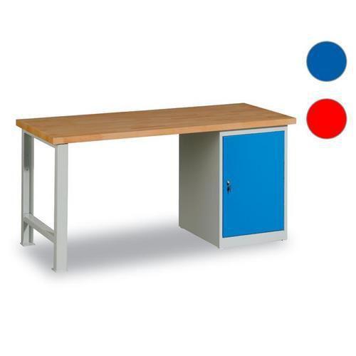 Műhelyasztal Weld, 84 x 150 x 80 cm