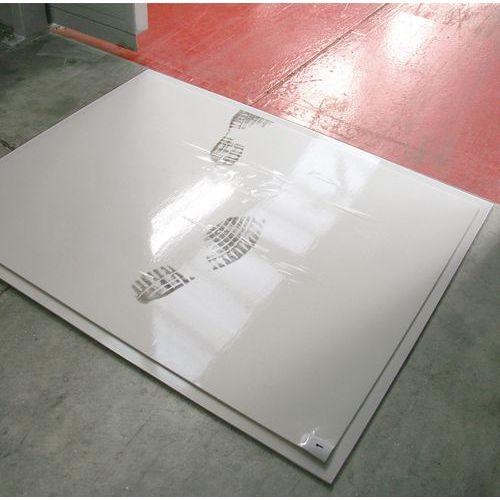 Tapadó lábtörlők, 80 x 60 cm
