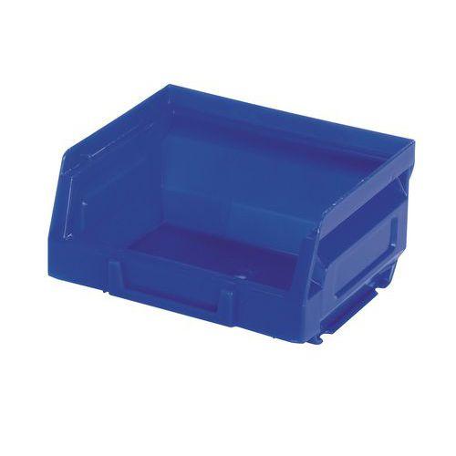 Manutan műanyag dobozok 5,5 x 10,3 x 9 cm