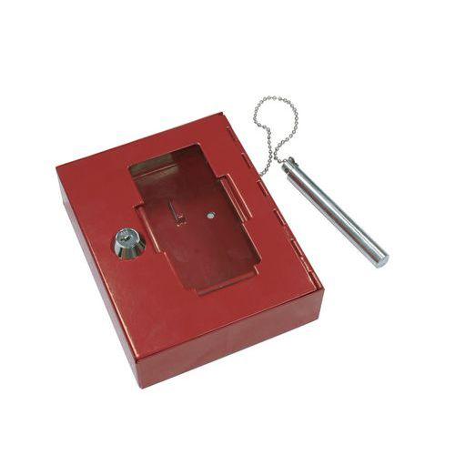 Kulcsszekrény vésznyitó kulcsok számára