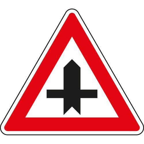 Útkereszteződés alárendelt úttal (P1)