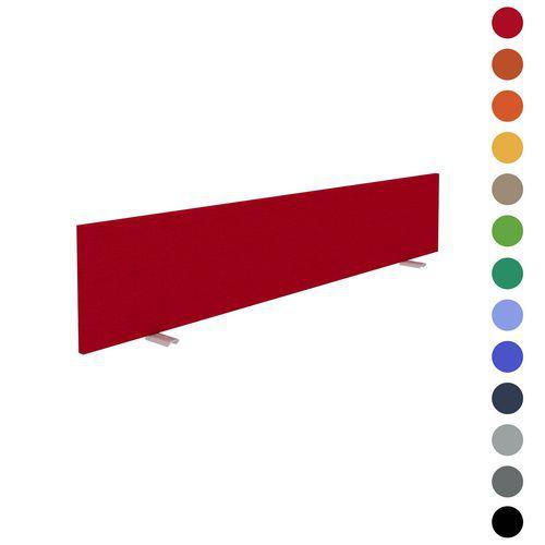 Alfa 630 asztalparavánok, 140 x 30 cm
