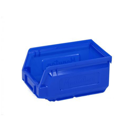 Manutan műanyag dobozok 8,3 x 10,3 x 16,5 cm