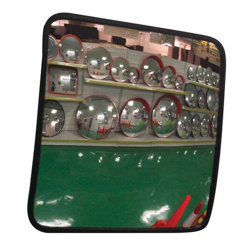 Manutan univerzális téglalap alakú tükrök