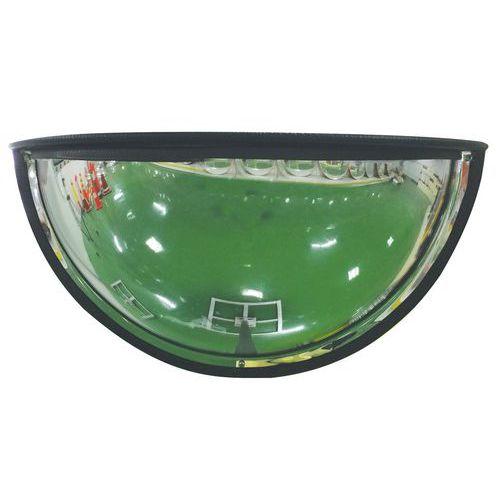 Manutan ellenőrző parabolikus tükrök, negyedkör