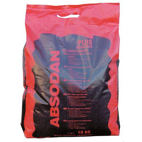 Absodan felitató granulátum, 13 l nedvszívó képesség, 10 kg csomagolás