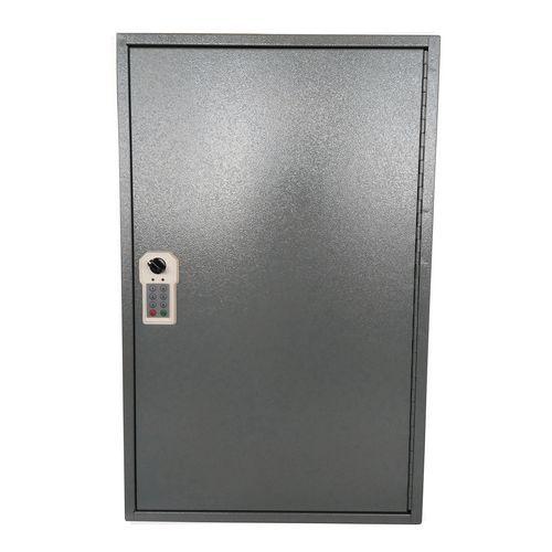 Kulcsszekrény kódos zárral, 60 akasztóval