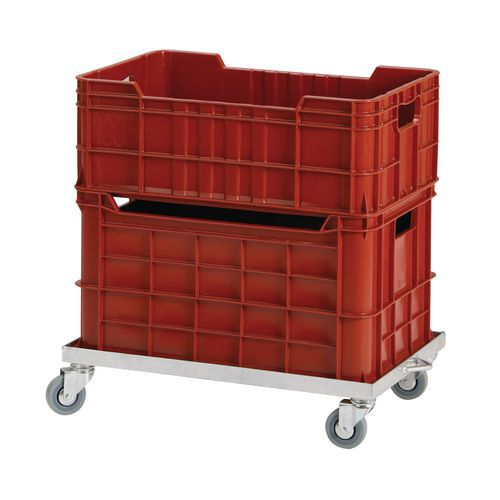 Rekesz-szállító emelvény, 150 kg-ig