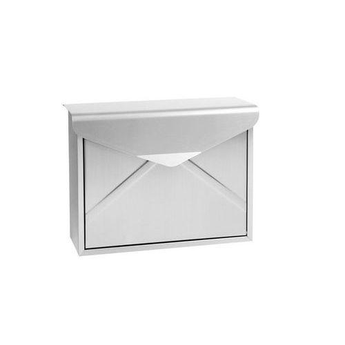 Elop rozsdamentes acél postaláda, megnövelt esőállósággal