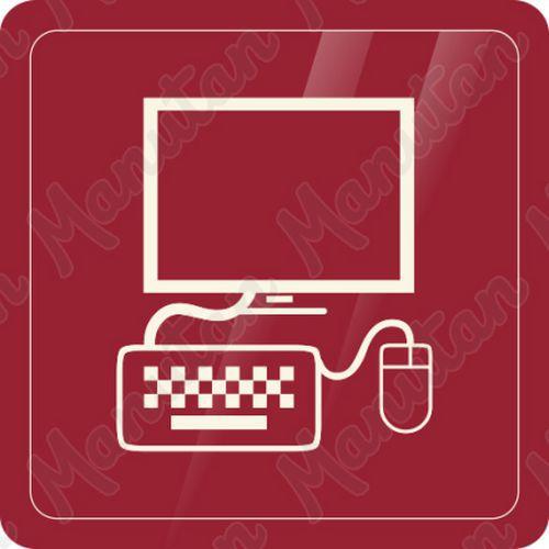 Információs táblák - Internet