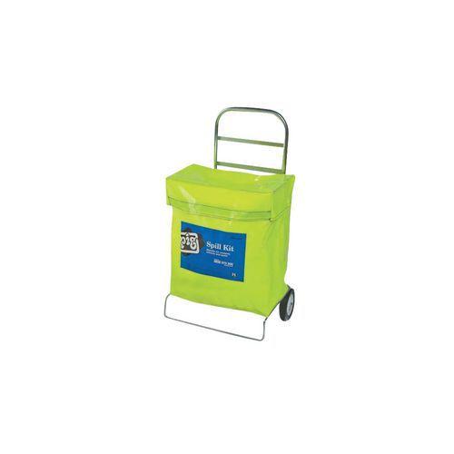 Kármentesítő készlet, hordozható, Pig, univerzális, elnyelési kapacitás 60 l
