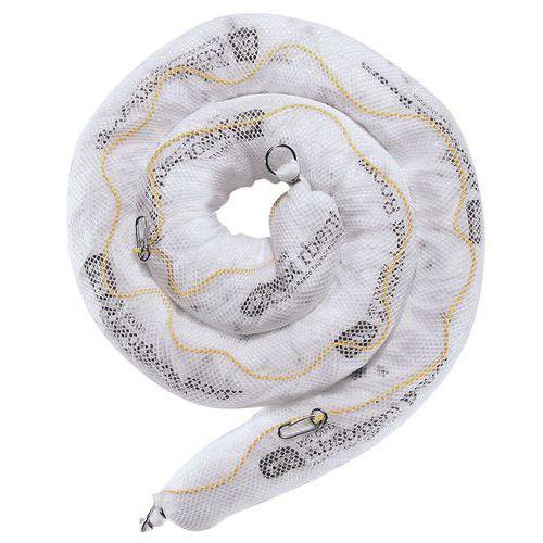 Felitató kígyó Pig, víztaszító, elnyelési kapacitás 90 l, hossza 300 cm, 4 db
